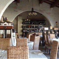 Отель Masseria Copertini Верноле гостиничный бар