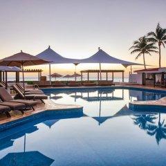 Отель GR Caribe Deluxe By Solaris - Все включено Мексика, Канкун - 8 отзывов об отеле, цены и фото номеров - забронировать отель GR Caribe Deluxe By Solaris - Все включено онлайн бассейн фото 5