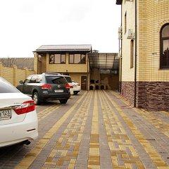 Hotel Golden Lion парковка