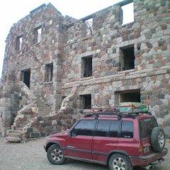 Отель Cabañas Tomycan Сан-Рафаэль парковка