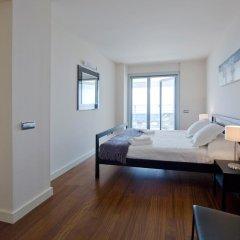 Апартаменты Habitat Apartments Vista Барселона комната для гостей фото 2