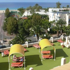 Отель Apartamentos Palm Garden бассейн фото 2