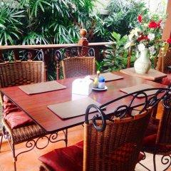 Отель Taewez Guesthouse Бангкок питание фото 2