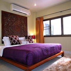 Отель PHUKET CLEANSE - Fitness & Health Retreat in Thailand Номер Делюкс с двуспальной кроватью фото 20