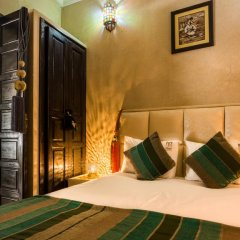 Отель Riad Dar Benbrahim 2* Стандартный номер с различными типами кроватей фото 5