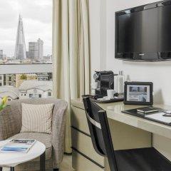 Отель H10 London Waterloo 4* Номер Делюкс с различными типами кроватей фото 3