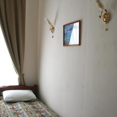 Томас Хостел Стандартный номер с двуспальной кроватью (общая ванная комната) фото 3
