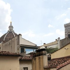 Отель The Artists' Palace Florence 3* Стандартный номер с различными типами кроватей фото 10