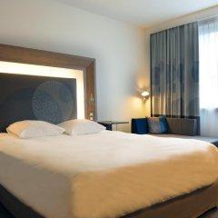 Отель Novotel Brussels City Centre 4* Улучшенный номер с разными типами кроватей фото 7