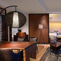 Отель Sofitel Bali Nusa Dua Beach Resort 5* Роскошный номер с различными типами кроватей фото 3