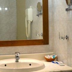 Отель Saga Hotel Греция, Порос - отзывы, цены и фото номеров - забронировать отель Saga Hotel онлайн ванная фото 2