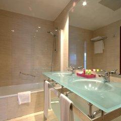 Отель Zenit Coruña 4* Номер категории Эконом с различными типами кроватей фото 5