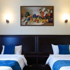 Гостиница Кауфман 3* Стандартный номер двуспальная кровать фото 13