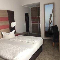 Hotel Am Alten Strom 3* Стандартный номер с двуспальной кроватью фото 9