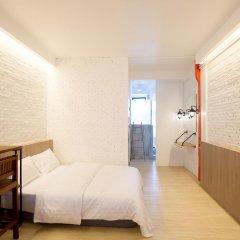 Отель Glur Bangkok Стандартный номер разные типы кроватей фото 12