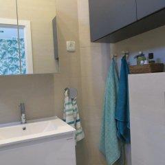 Отель Apartamento Roma ванная фото 2