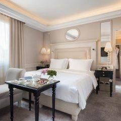 Отель Hassler Roma 5* Номер Делюкс с двуспальной кроватью фото 8