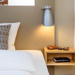 Mercure Hotel Düsseldorf City Nord 4* Стандартный номер с различными типами кроватей фото 5