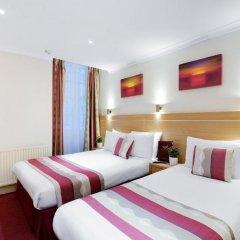 Queens Park Hotel 3* Стандартный номер с различными типами кроватей фото 5