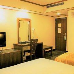King Shi Hotel 3* Номер Делюкс с различными типами кроватей