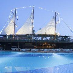 Can Garden Resort Турция, Чолакли - 1 отзыв об отеле, цены и фото номеров - забронировать отель Can Garden Resort онлайн бассейн