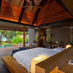 Отель The Tubkaak Krabi Boutique Resort 5* Улучшенный номер с различными типами кроватей фото 2