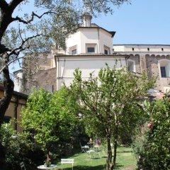 Отель Casa Del Vescovo вид на фасад