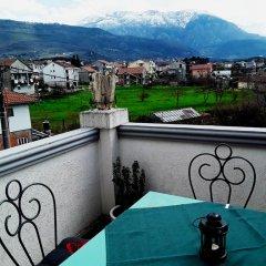 Отель Rooms Tamara Черногория, Тиват - отзывы, цены и фото номеров - забронировать отель Rooms Tamara онлайн балкон