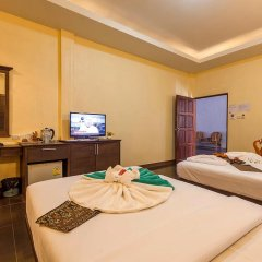 Отель Lanta Klong Nin Beach Resort 3* Стандартный номер фото 8