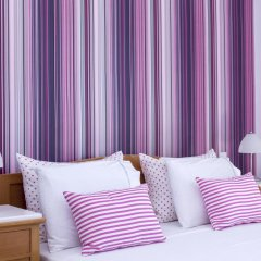 Santellini Hotel комната для гостей фото 2