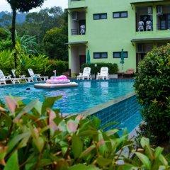 Отель Morakot Lanta Resort 2* Улучшенный номер фото 6