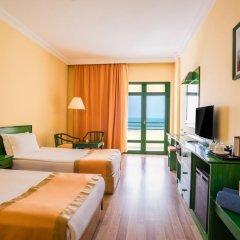 Miramare Beach Hotel 4* Улучшенный номер фото 6