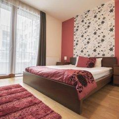 Апартаменты Senator Apartments Budapest Улучшенные апартаменты с 2 отдельными кроватями фото 4