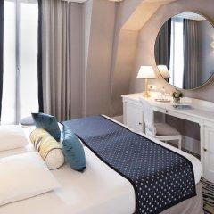 Отель Best Western Hôtel Victor Hugo 4* Стандартный номер с различными типами кроватей фото 10