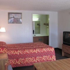 Отель M Star Columbus North 2* Стандартный номер фото 8