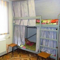 Hostel Favorit Кровать в общем номере с двухъярусной кроватью фото 20