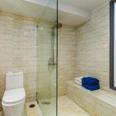Отель The Green Golf Condominium ванная