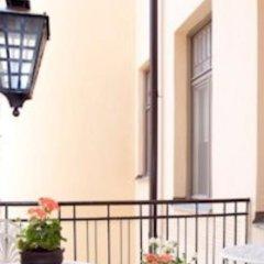 Отель Parlan Hotell балкон