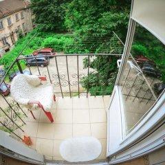 Гостиница Artez балкон