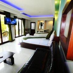 Отель AC 2 Resort 3* Вилла с различными типами кроватей фото 23