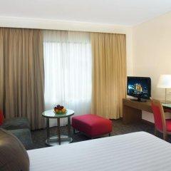 Отель Novotel Bangkok On Siam Square 4* Улучшенный номер с различными типами кроватей фото 9