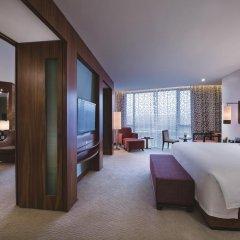 Отель Grand Millennium HongQiao Shanghai комната для гостей фото 5