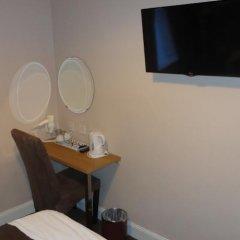Отель Sandyford Lodge Глазго удобства в номере фото 2