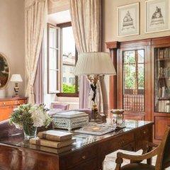 Four Seasons Hotel Firenze 5* Президентский люкс с различными типами кроватей фото 4