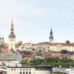 Отель Hilton Tallinn Park 4* Улучшенный номер с разными типами кроватей фото 10