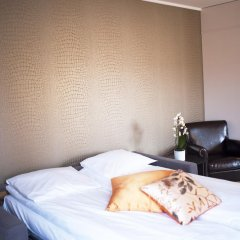 Comfort Hotel Park 3* Стандартный семейный номер с двуспальной кроватью фото 3