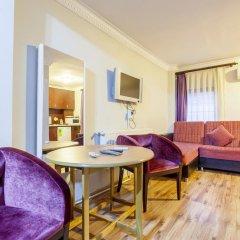 Dora Hotel 3* Люкс с различными типами кроватей фото 4