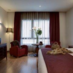 Отель Crowne Plaza Madrid Airport 4* Номер Делюкс с различными типами кроватей фото 7