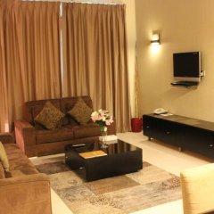 Отель Royal Ascot Hotel Apartment - Kirklees 2 ОАЭ, Дубай - отзывы, цены и фото номеров - забронировать отель Royal Ascot Hotel Apartment - Kirklees 2 онлайн комната для гостей фото 5
