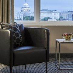 Отель Capitol Skyline 3* Стандартный номер с различными типами кроватей фото 2